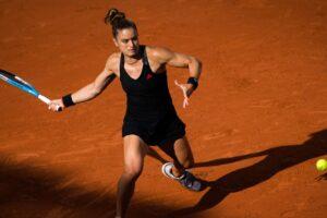 Swiatek Sakkari Roland Garros