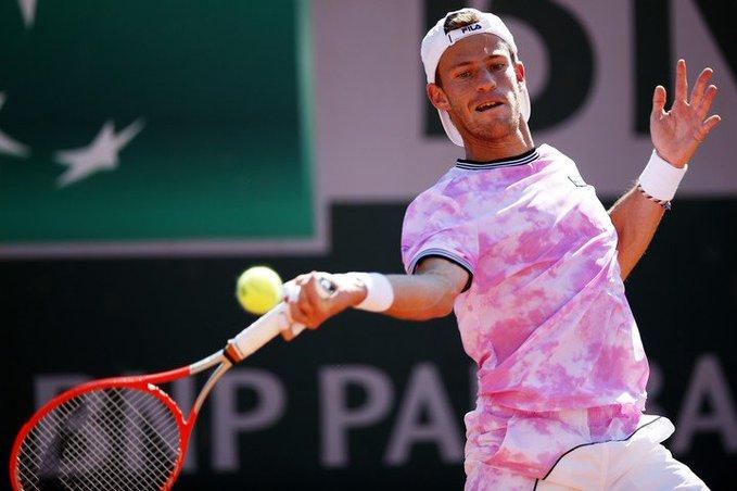 Schwartzman Bedene Roland Garros 2021
