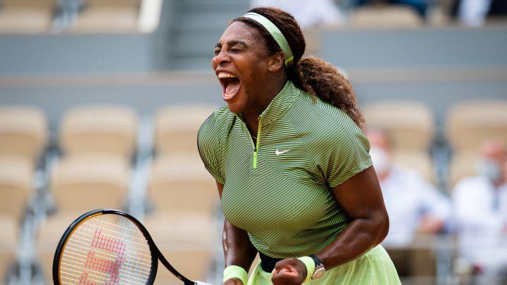 Serena Collins Roland Garros
