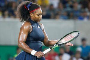 Serena Williams baja JJOO