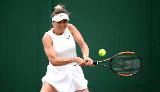 Svitolina Van Uytvanck Wimbledon