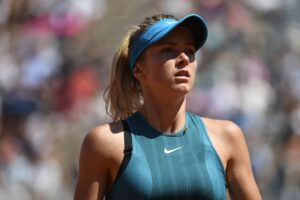 Svitolina Babel Roland Garros