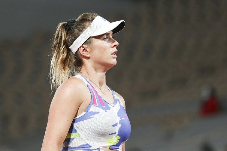 Svitolina Kenin Roland Garros 2021