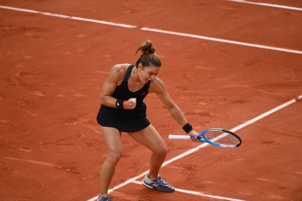 Sakkari Kenin Roland Garros