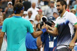 Cilic declaraciones Federer Roland Garros
