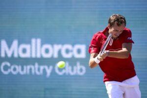 Medvedev Carreño ATP Mallorca