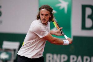 Tsitsipas Martínez Roland Garros