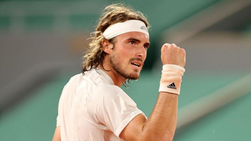 Tsitsipas Medvedev Roland Garros