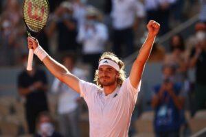 Tsitsipas semifinales Roland Garros
