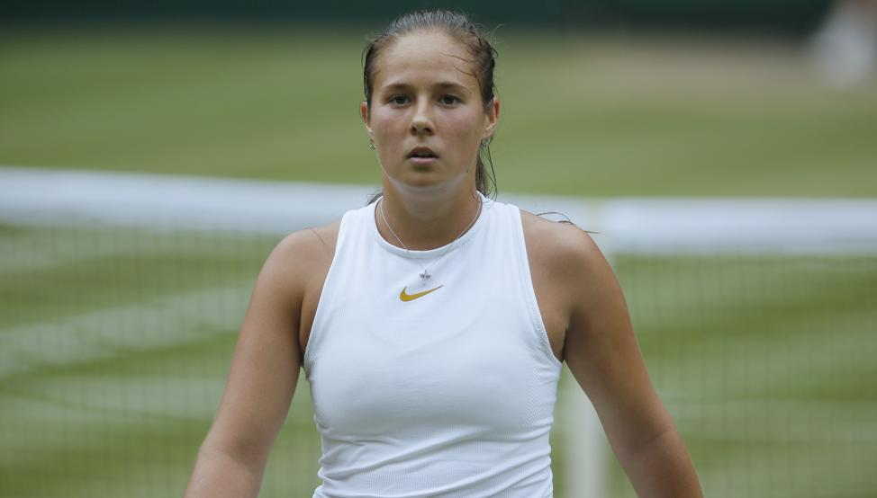 Kasatkina Swiatek WTA Eastbourne