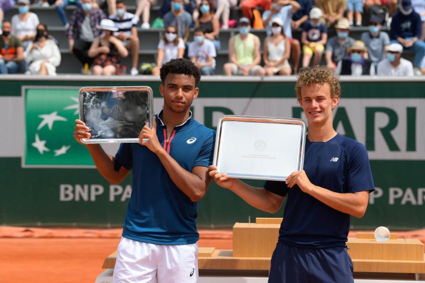 Van Assche campeón Roland Garros Junior 2021