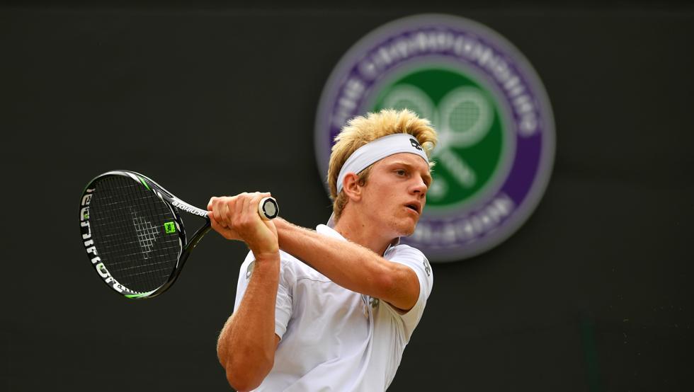 Davidovich Kudla ATP Wimbledon