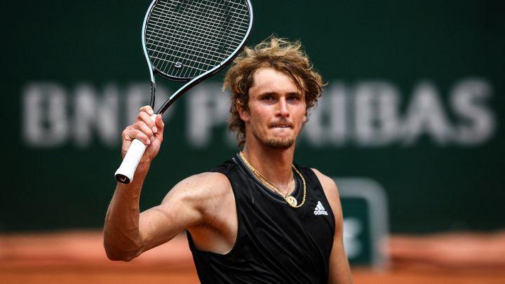 Zverev Djere Roland Garros