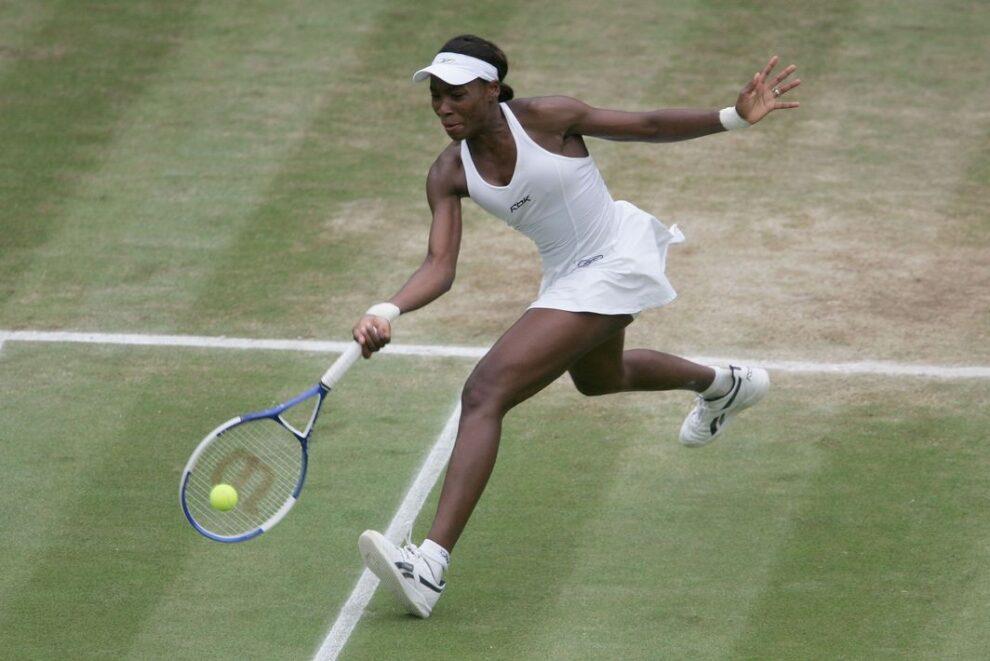 Venus Buzarnescu Wimbledon