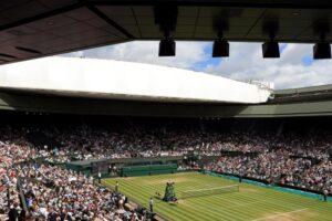 Wimbledon Estadio Completo Finales 2021