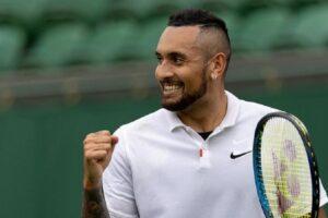 Kyrgios Humbert Wimbledon 2021