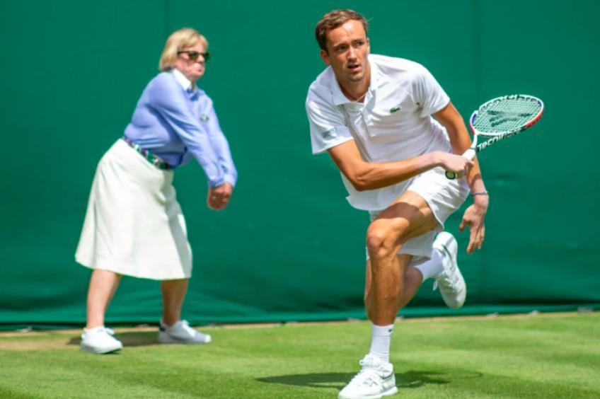 Medvedev Struff atp wimbledon