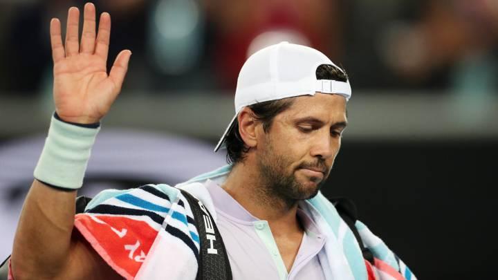 Verdasco Kohlshreiber Roland Garros