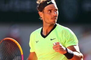 Nadal Schwartzman Roland Garros 2021