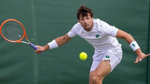 Zapata Matusevich qualy Wimbledon