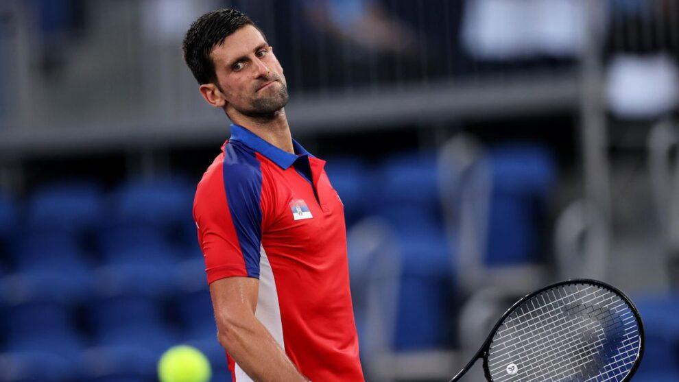 Djokovic fuera medallas JJOO
