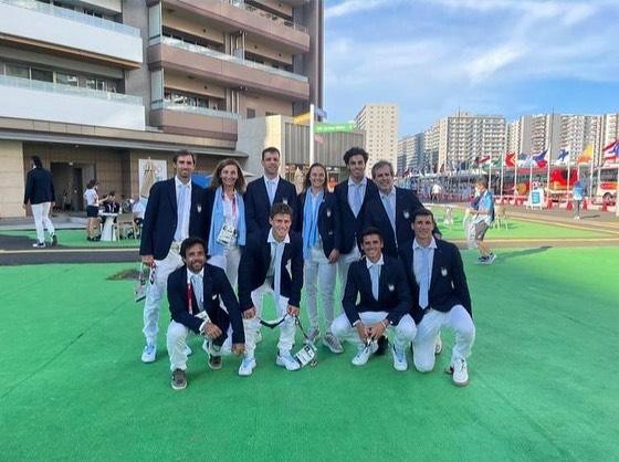 Tenistas Argentinos JJOO Tokio