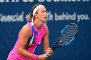 Entry list WTA Cincinnati 2021