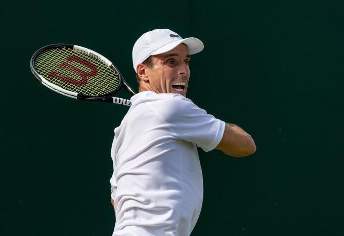 Bautista Tachó Koepfer Wimbledon