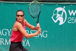 Ormaechea Triunfa WTA Budapest