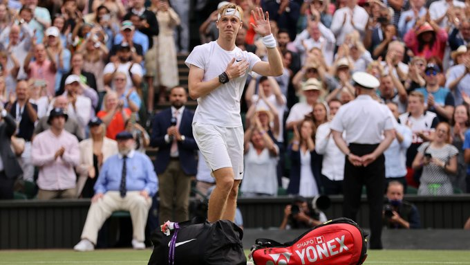 Declaraciones Shapovalov Wimbledon 2021