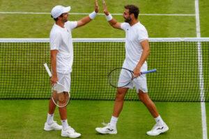 Zeballos Granollers Final Wimbledon