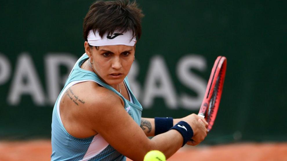 Bolsova Párrizas cuartos WTA Bastad