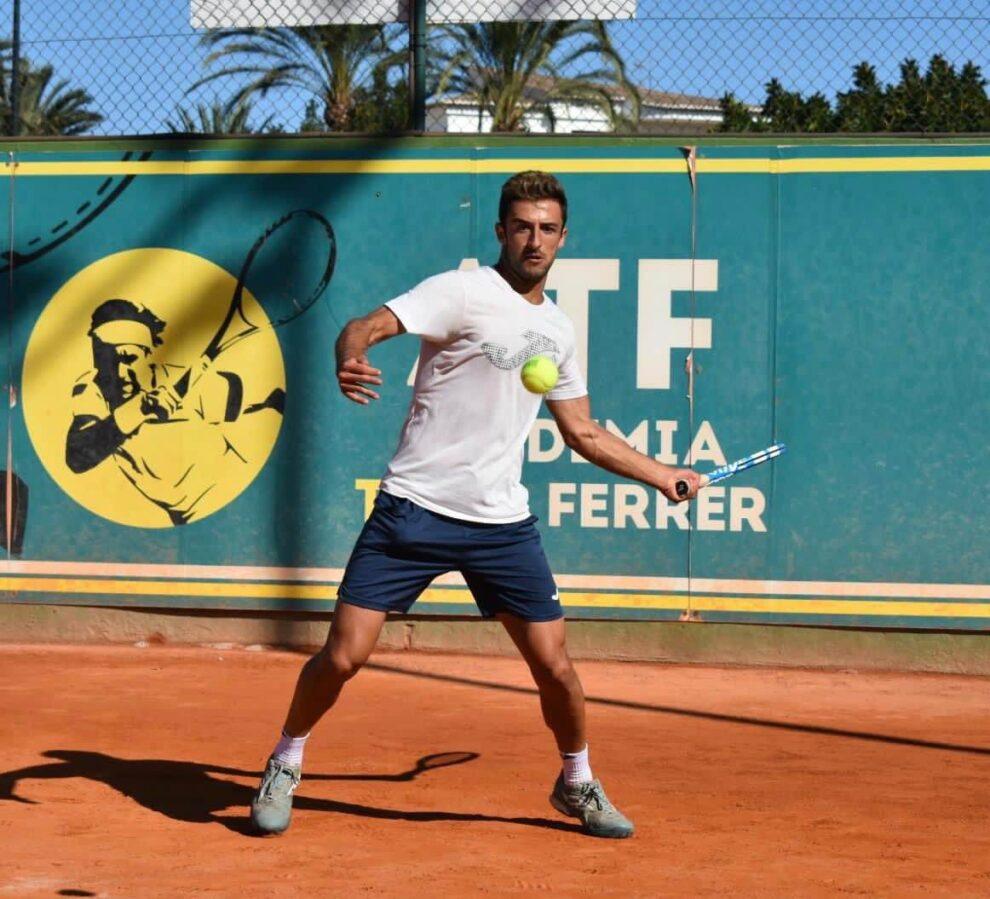 Barranco campeón ITF Gandía