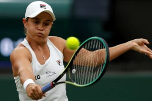 Barty Tomljanovic WTA Wimbledon