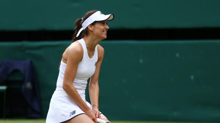 Azarenka Cirstea WTA Wimbledon