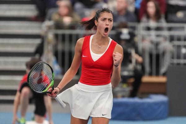 Cuadro WTA 125 Belgrado 2021