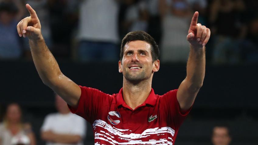 Djokovic Juegos Olímpicos Tokio