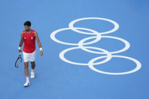 Análisis cuadro masculino Juegos Olímpicos Tokio
