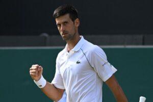 Djokovic Kudla ATP Wimbledon