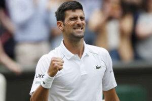 Djokovic Shapovalov ATP Wimbledon