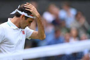 Federer baja JJOO Tokio