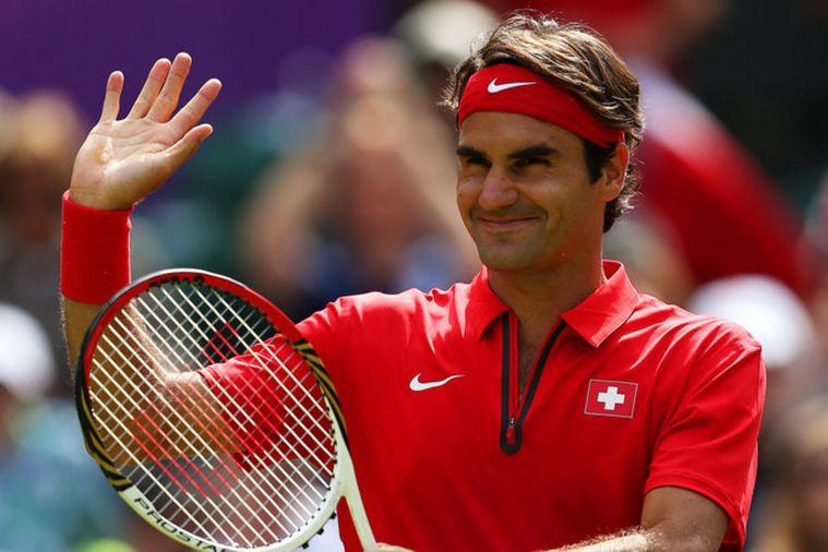 Roger Federer JJOO Tokio