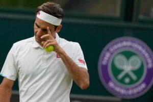 Roger Federer cuartos Wimbledon