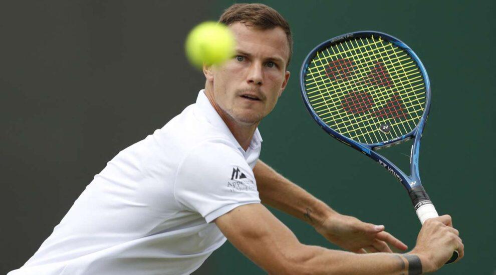 Fucsovics Rublev ATP Wimbedon