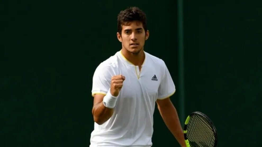 Garín Polmans Wimbledon 2021