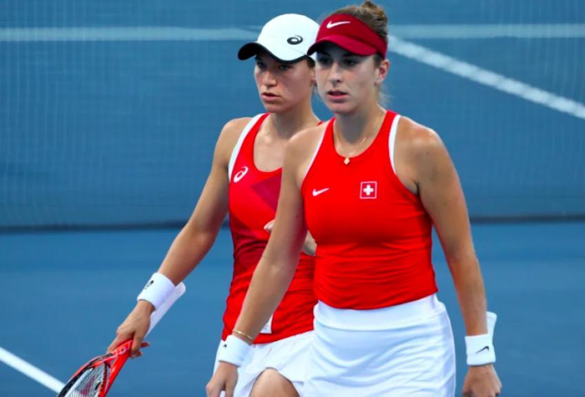 Final dobles femenino JJOO Tokio
