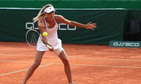 Zanevska Kucova WTA Gydnia