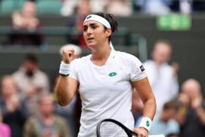 Swiatek Jabeur Wimbledon 2021