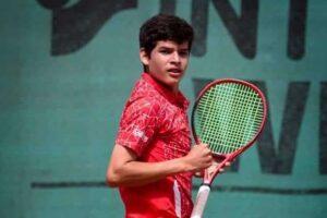 Juan Prado tenis boliviano