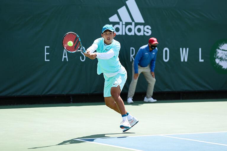 Semifinales Wimbledon Junior 2021
